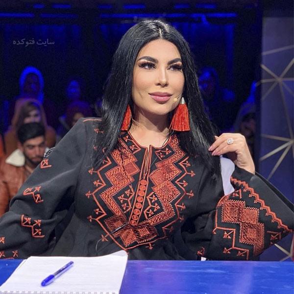 آریانا سعید خواننده افغان + بیوگرافی کامل