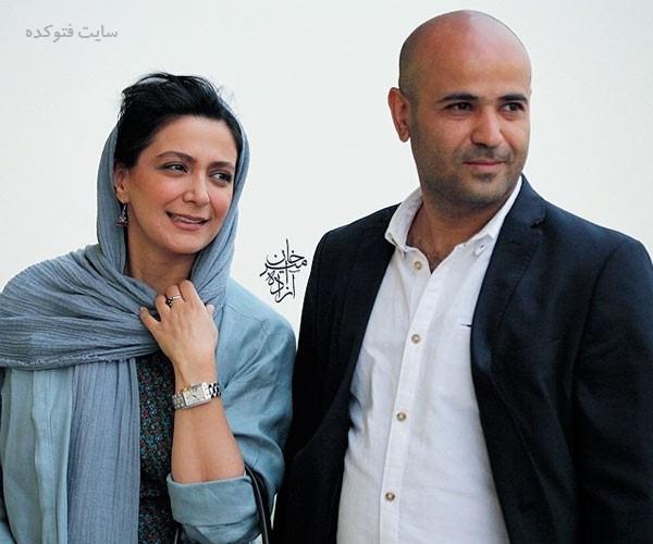 بیوگرافی سعید چنگیزیان بازیگر و همسرش