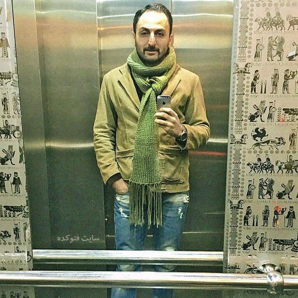 عکس های سعید فتحی روشن منتالیست و ذهن خوان