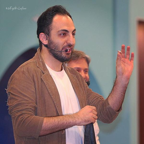 زندگینامه سعید فتحی روشن هیبنوتیزم و حضور در برنامه عصر جدید
