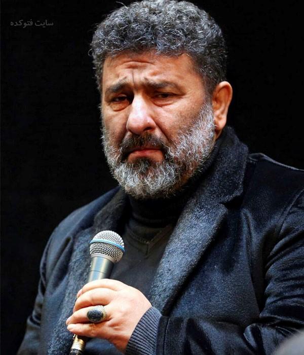 بیوگرافی سعید حدادیان مداح سیاسی کیست