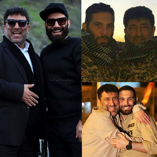 سعید حدادیان و پسرش محمد حسین حدادیان + بیوگرافی