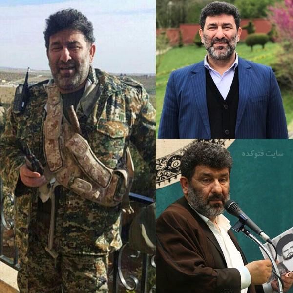 عکس های سعید حدادیان مداح مشهور