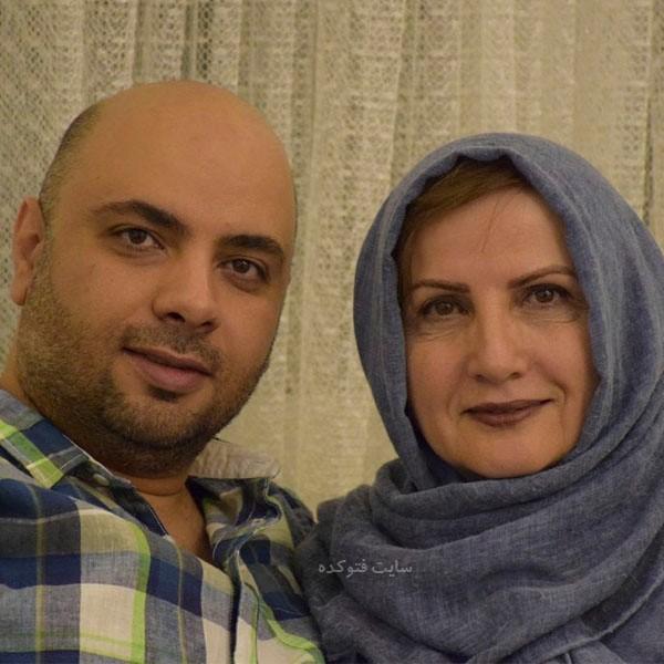 عکس زهرا سعیدی بازیگر زن + بیوگرافی کامل