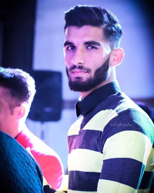 سعید کریمی بازیکن پرسپولیس کیست