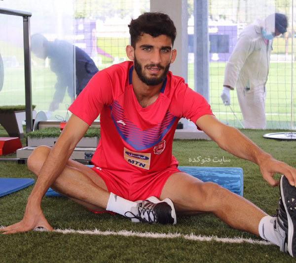 سعید کریمی فوتبالیست