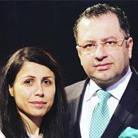 بیوگرافی سعید کریمیان و همسرش رویا رضایی + عکس خانوادگی