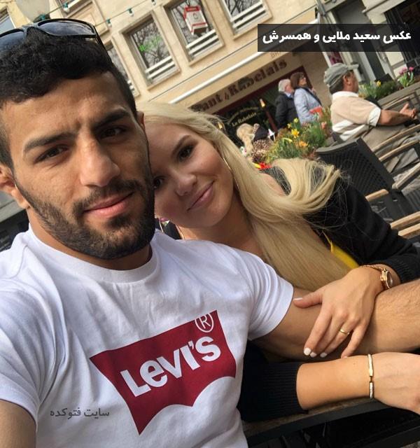 بیوگرافی سعید ملایی و همسرش نزاکت عزیزوا