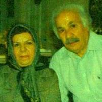 سعید پیردوست و همسرش + زندگی شخصی هنری