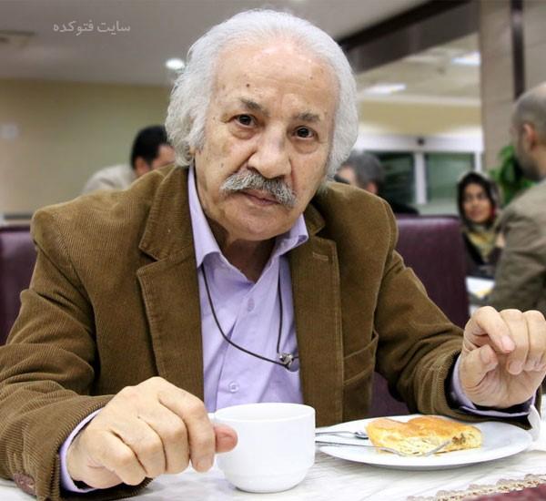 سعید پیردوست بازیگر + زندگی شخصی با عکس