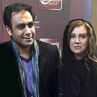 سعید شهروز خواننده و همسرش + بیوگرافی