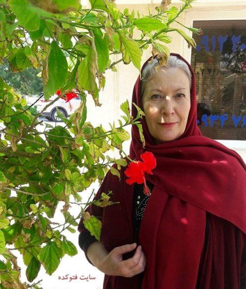 عکس صفا آقاجانی بازیگر زن + خانواده و زندگی شخصی با بیوگرافی کامل