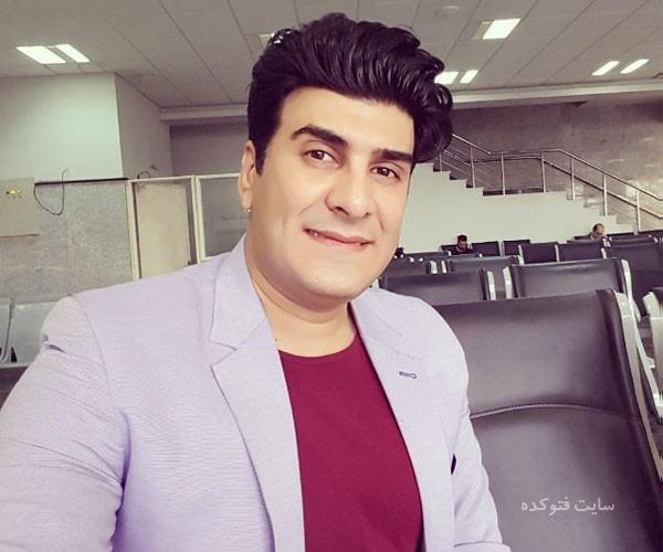 بیوگرافی حسین صفامنش خواننده کرد + عکس جدید