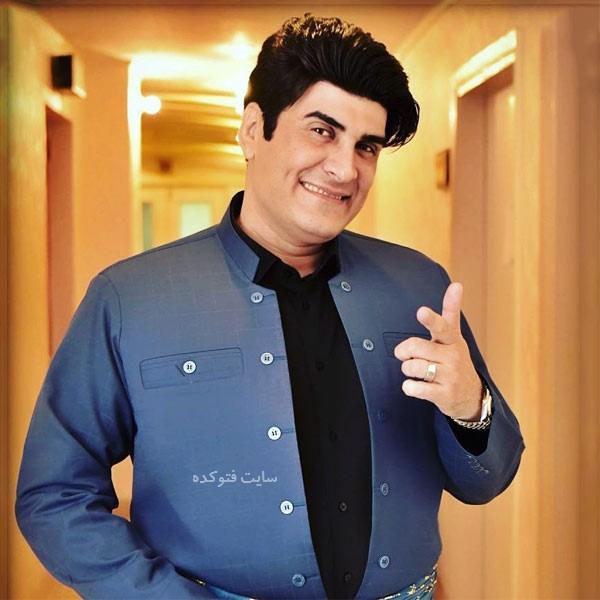 حسین صفامنش خواننده کوردی کیست