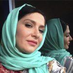 بیوگرافی ساغر عزیزی و همسرش با عکس دخترش پریا