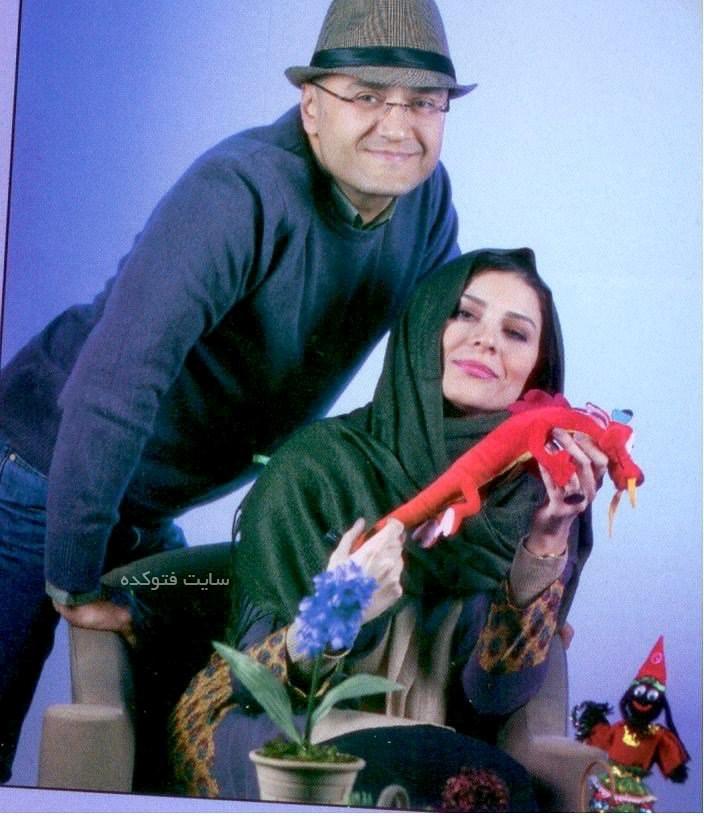 سحر دولتشاهی و همسرش رامبد جوان + علت طلاق
