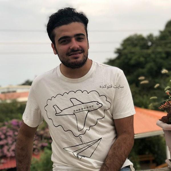عکس و بیوگرافی سهند جاهدی بازیگر