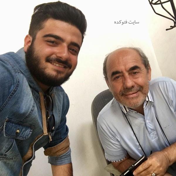 Sahand Jahedi و کمال تبریزی کارگردان