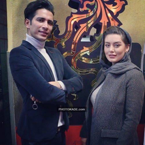 عکس های امید علومی و همسرش سحر قریشی + بیوگرافی