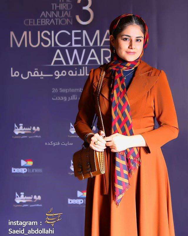 عکس جدید سحر محمدی