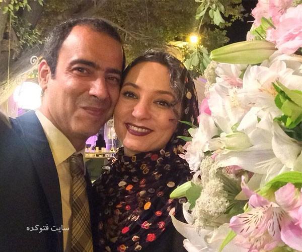 بیوگرافی سحر ولدبیگی و شوهرش + عکس
