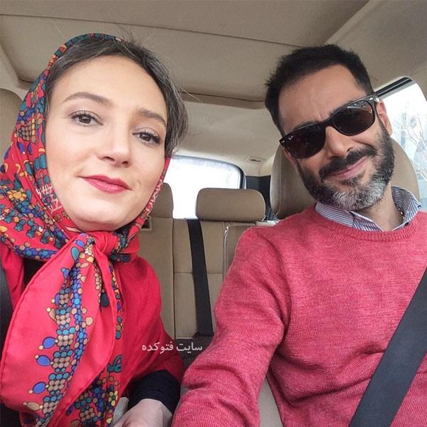 همسر سحر ولدبیگی نیما فلاح + بیوگرافی کامل