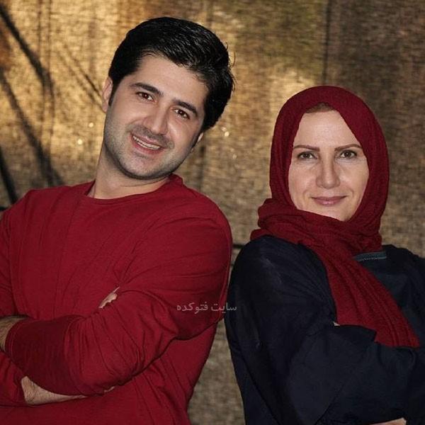 سجاد دیرمینا و زهرا سعیدی + زندگی شخصی