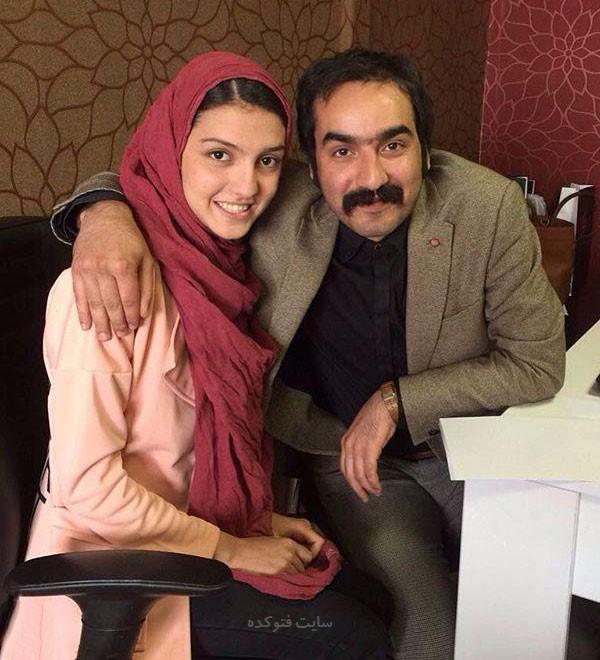 همسر سجاد افشاریان با بیوگرافی کامل و عکس لو رفته