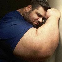بیوگرافی سجاد غریبی معروف به هالک ایرانی با عکس