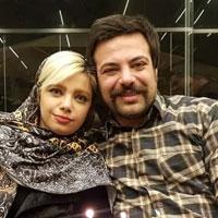 بیوگرافی سالار کریمخانی و همسرش + داستان زندگی با عکس