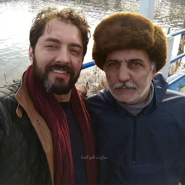 salman khati و بهرام رادان