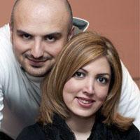 بیوگرافی سالومه سیدنیا و همسرش + علت طلاق و زندگی