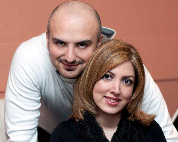 سالومه سیدنیا و همسرش سروش تهرانی + بیوگرافی و علت طلاق
