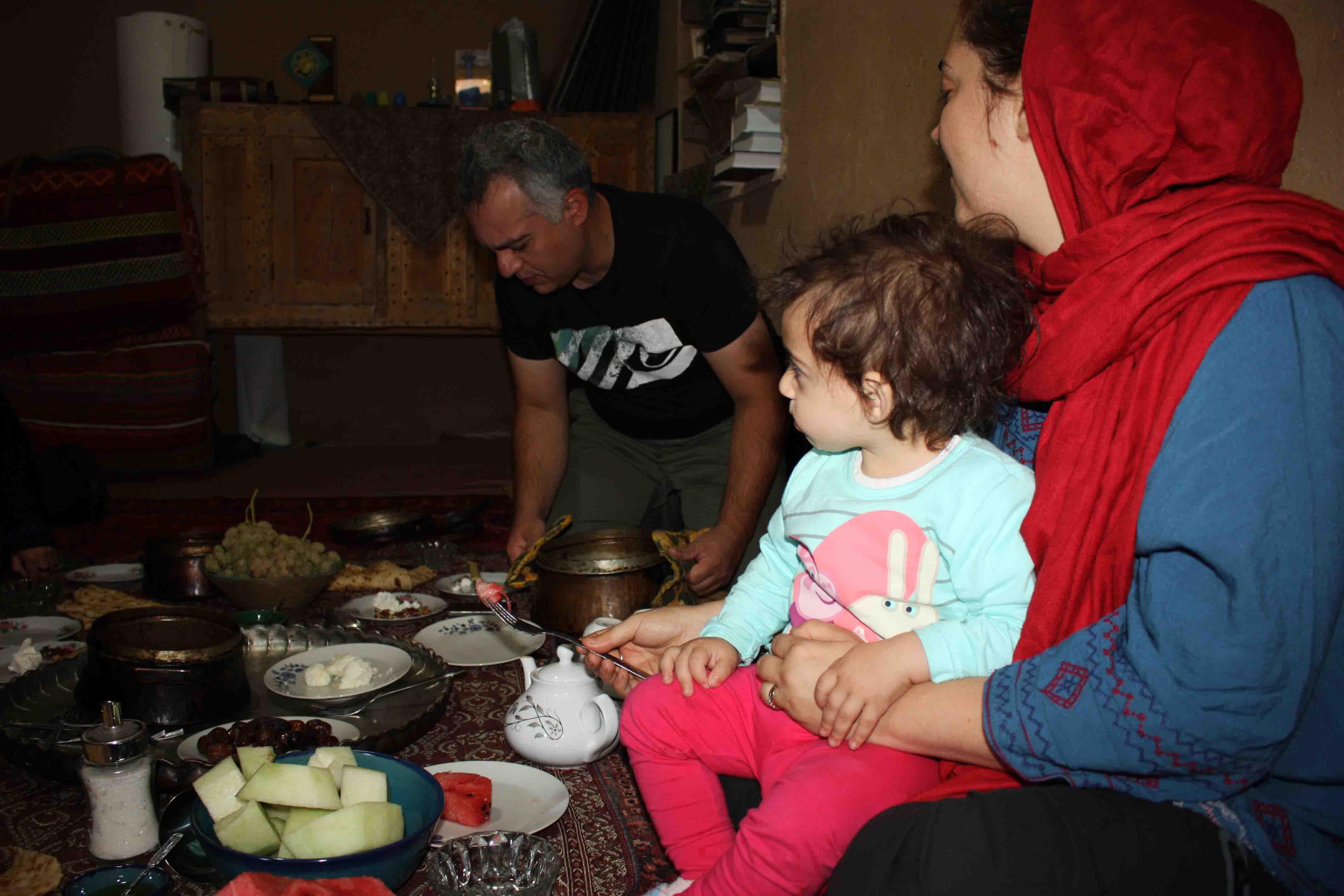 عکس سامان گلریز و همسرش