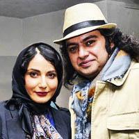 سمیرا حسن پور و همسرش سامان سالور + زندگی هنری