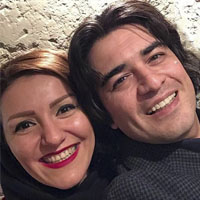 بیوگرافی سامان احتشامی و همسرش