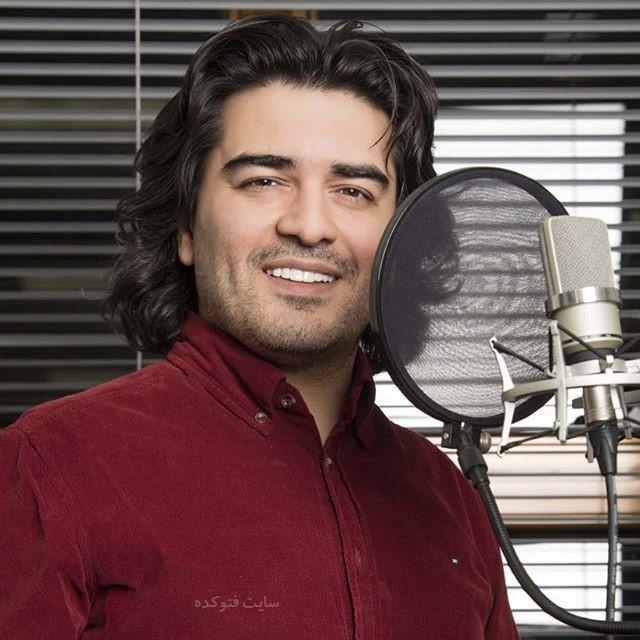 عکس و بیوگرافیسامان احتشامی