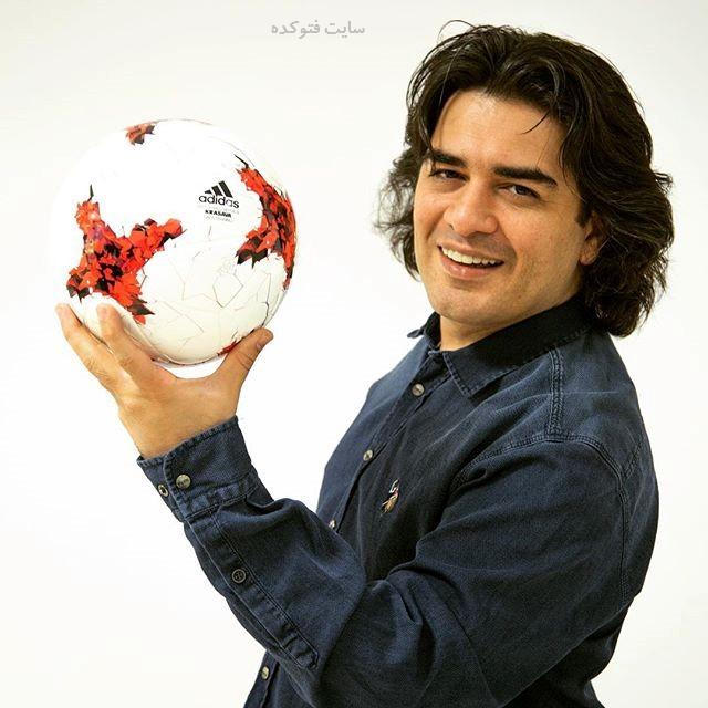 عکس و بیوگرافی سامان احتشامی