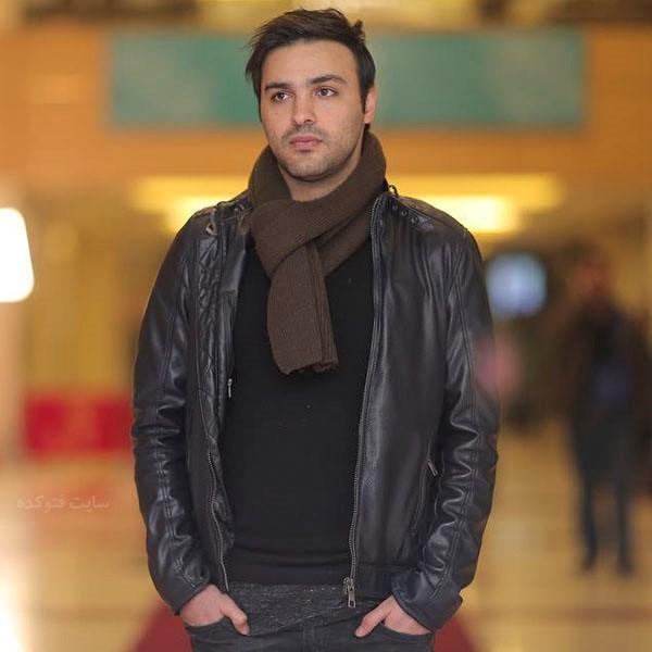 سامان صفاری بازیگر سریال دلدادگان + زندگی شخصی