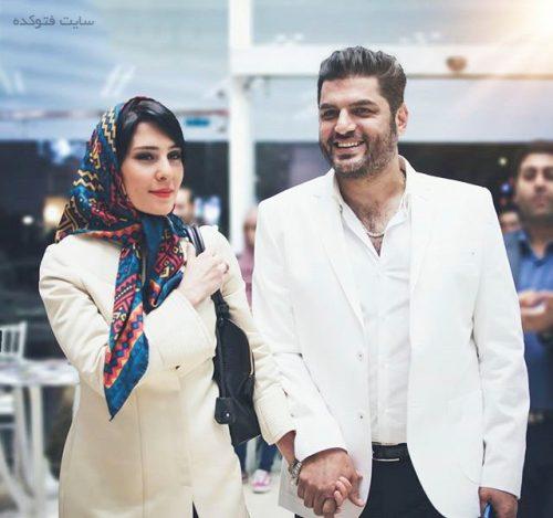 عکس سام درخشانی و عسل امیرپور همسرش + بیوگرافی کامل زندگی خصوصی