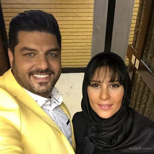 بیوگرافی عسل امیرپور و سام درخشانی همسرش