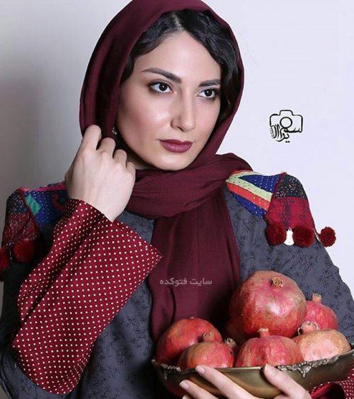 عکس سمیرا حسن پور + زندگینامه