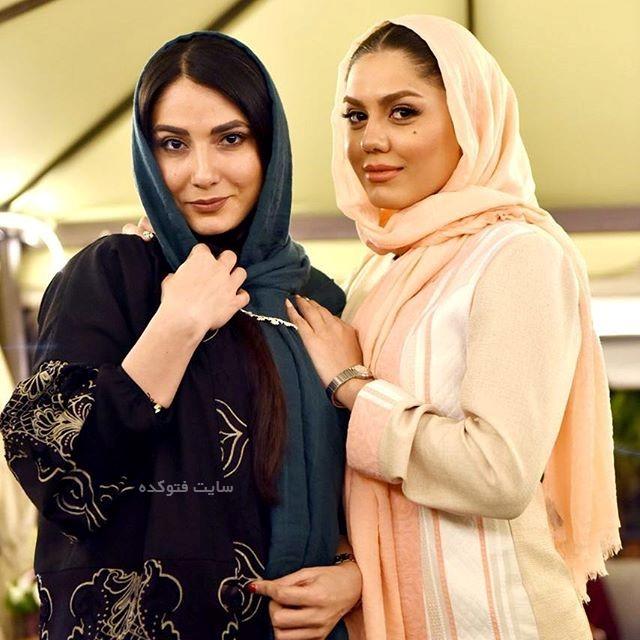 سمیرا حسن پور و آزاده زارعی + بیوگرافی کامل