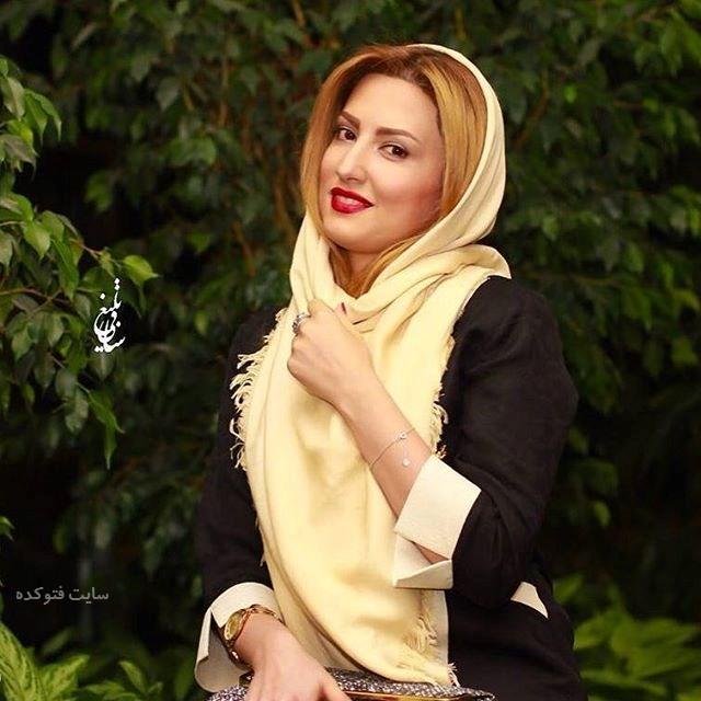 عکس سمیرا حسینی بازیگر زن خوشگل + بیوگرافی کامل