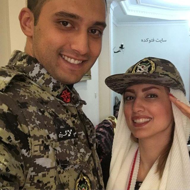 عکس سمیرا حسینی و برادرش + بیوگرافی کامل زندگی شخصی