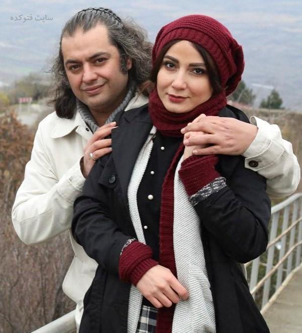 همسر سمیرا حسن پور آقای سامان سالور + بیوگرافی