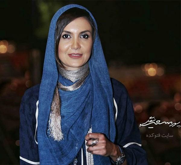 عکس و بیوگرافی سامیه لک بازیگر زن