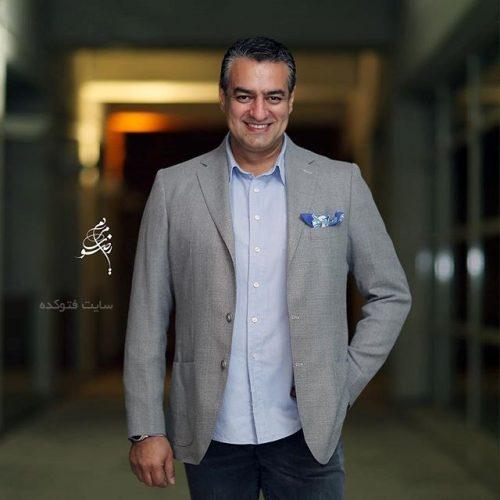 سام نوری خواهرزاده فردین