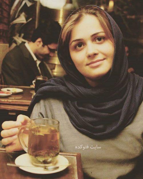 عکس ساناز قاضی زاده من و تو در ایران + بیوگرافی کامل