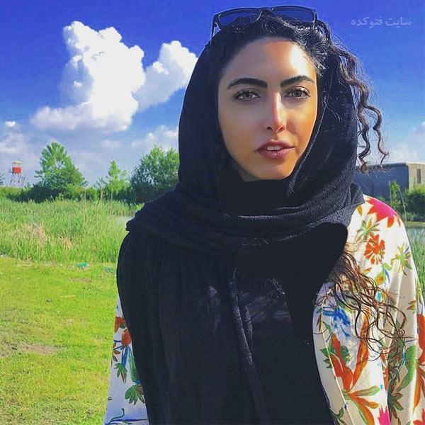 بیوگرافی ساناز طاری بازیگر + زندگی شخصی و هنری